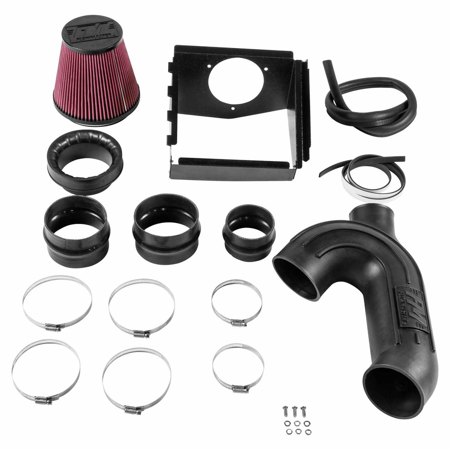 615136 Flowmaster Delta Force Cold Air Intake Kit