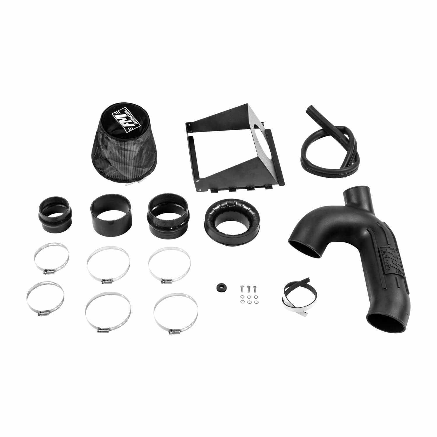 615157D Flowmaster Delta Force Cold Air Intake Kit
