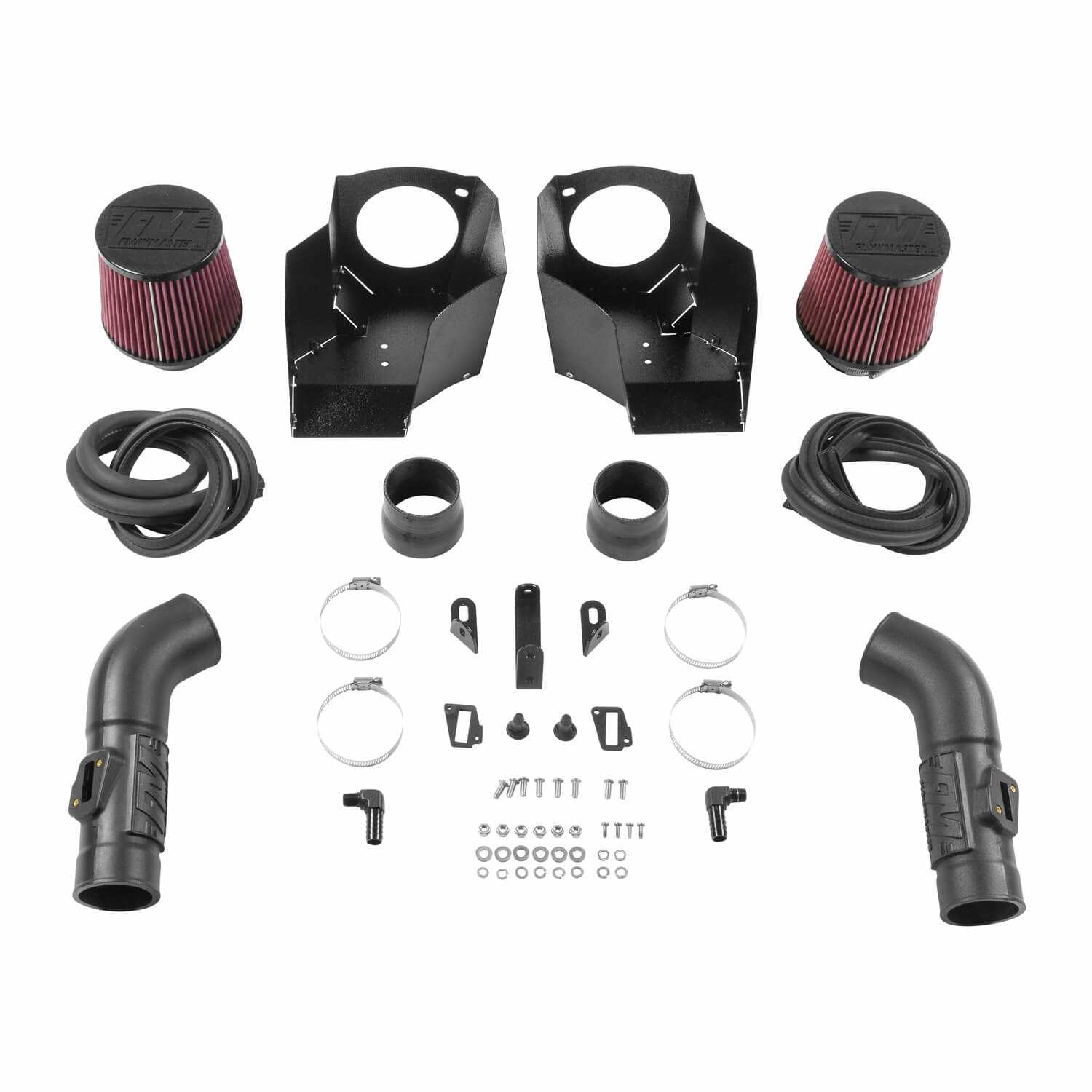 615164 Flowmaster Delta Force Cold Air Intake Kit