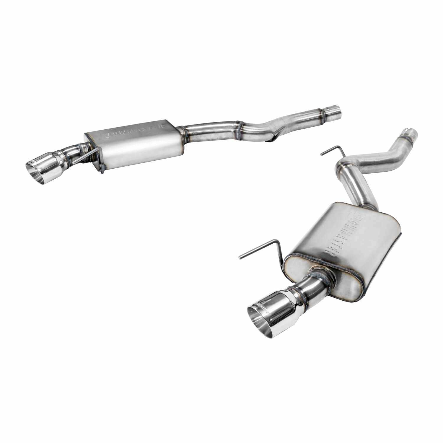 717749 Flowmaster FlowFX Axle Back Exhaust System