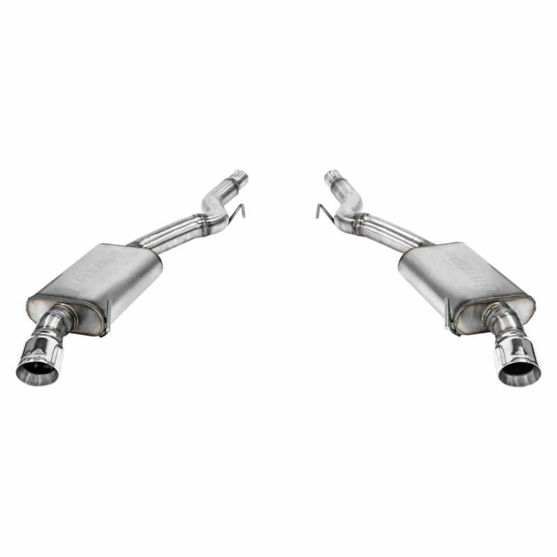 FlowFX Axle Back Exhaust System 717749