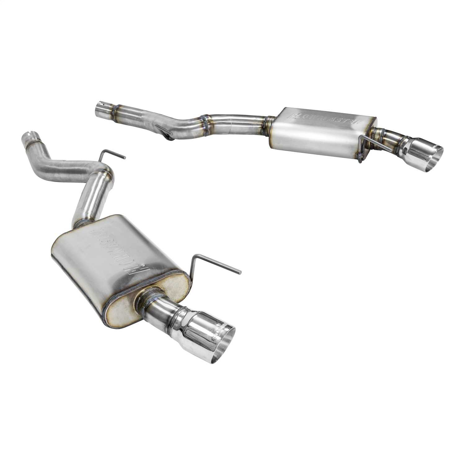 717789 Flowmaster FlowFX Axle Back Exhaust System