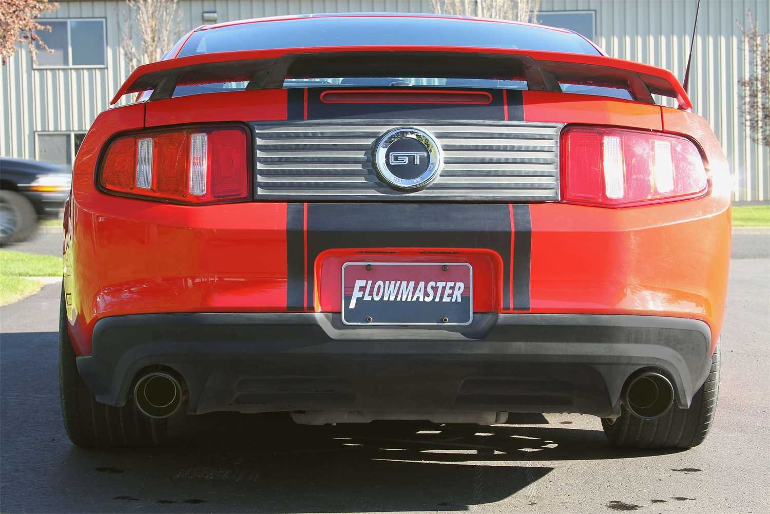 717879 Flowmaster FlowFX Axle Back Exhaust System