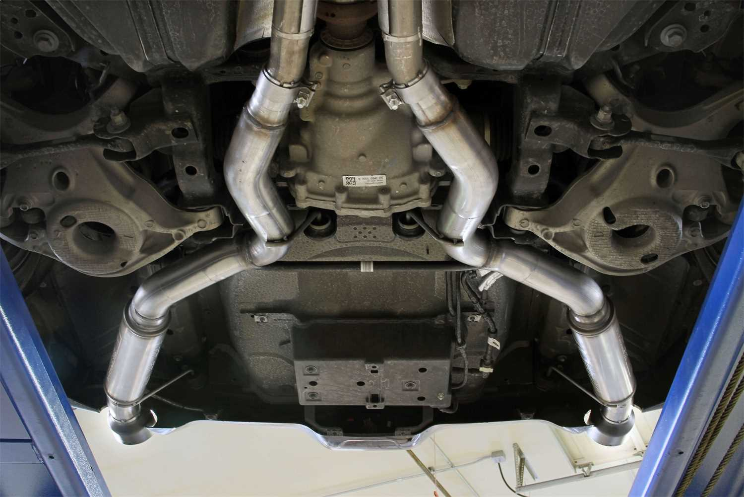 717902 Flowmaster FlowFX Axle Back Exhaust System