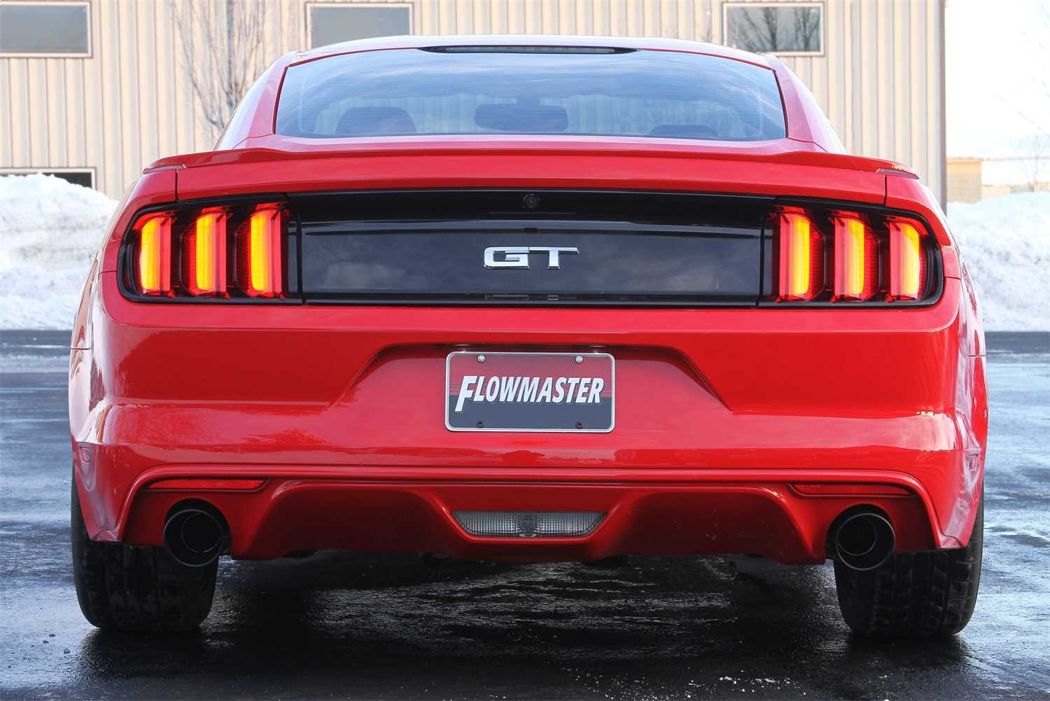 717903 Flowmaster FlowFX Axle Back Exhaust System