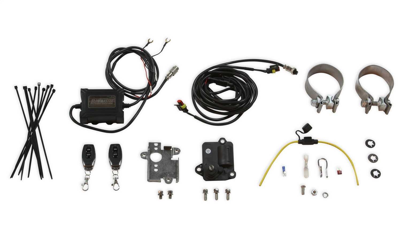 717911 Flowmaster FlowFX Direct Fit Muffler Kit