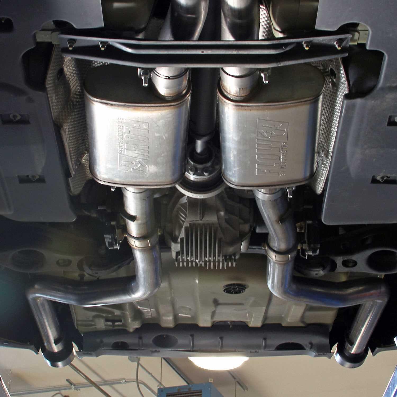 717935 Flowmaster FlowFX Cat-Back Exhaust System