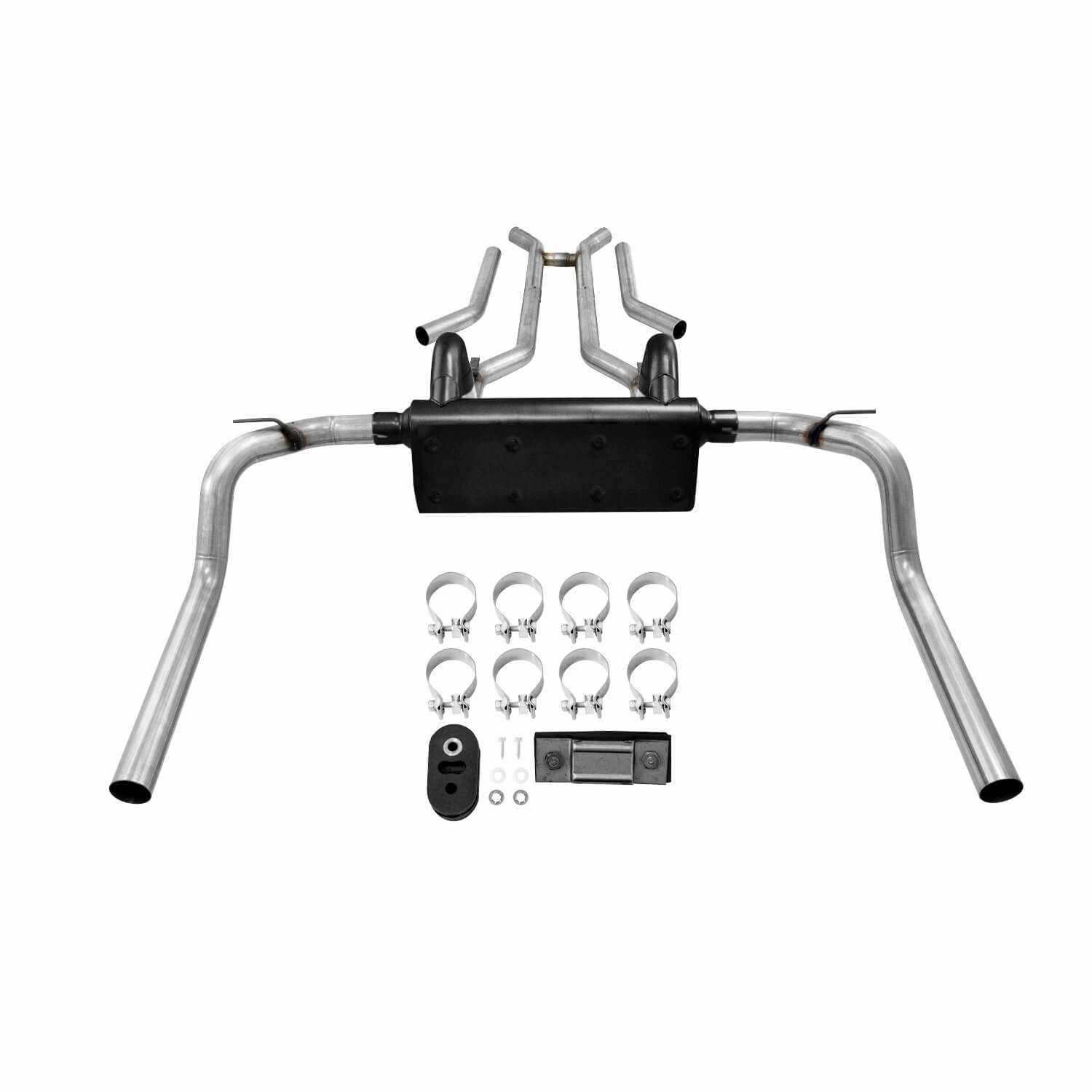 817104 Flowmaster American Thunder Header Back Exhaust System