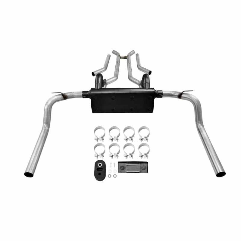 American Thunder Header Back Exhaust System 817104