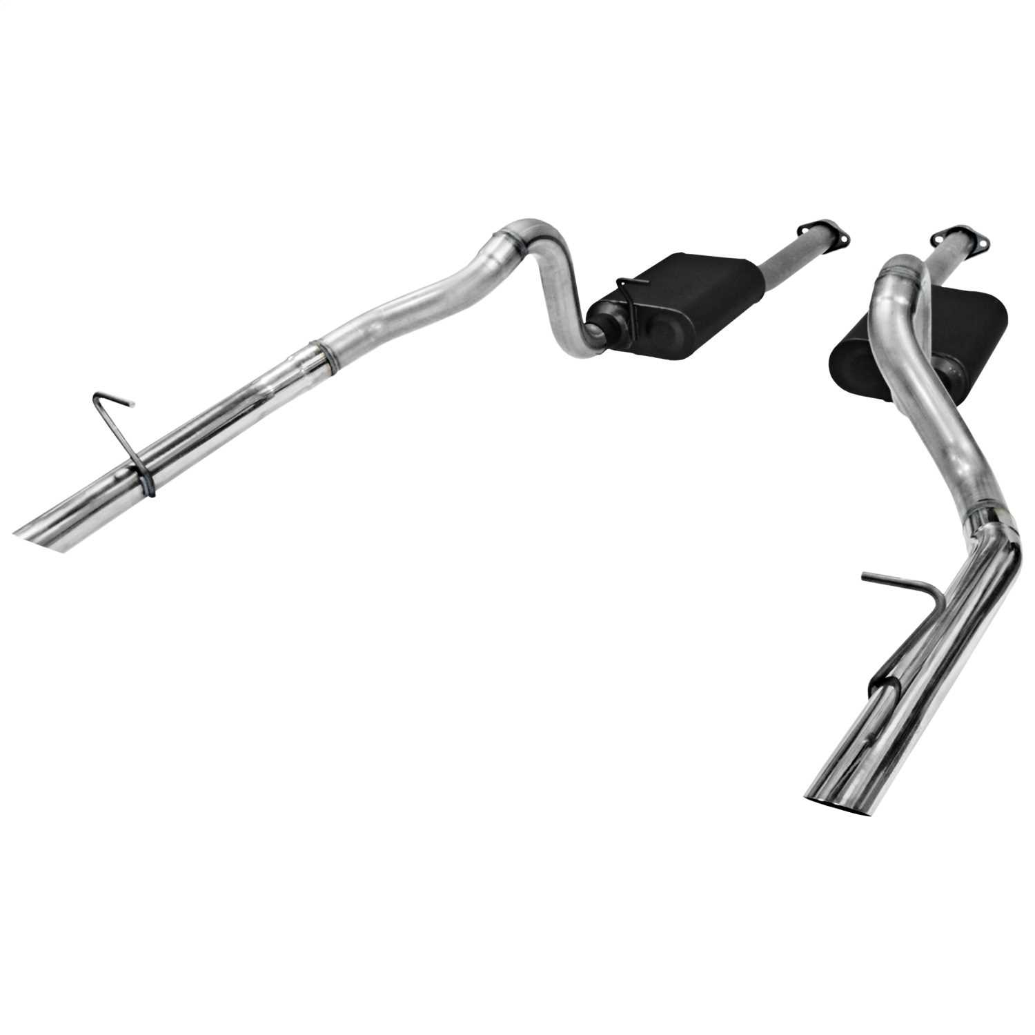 817213 Flowmaster American Thunder Cat Back Exhaust System