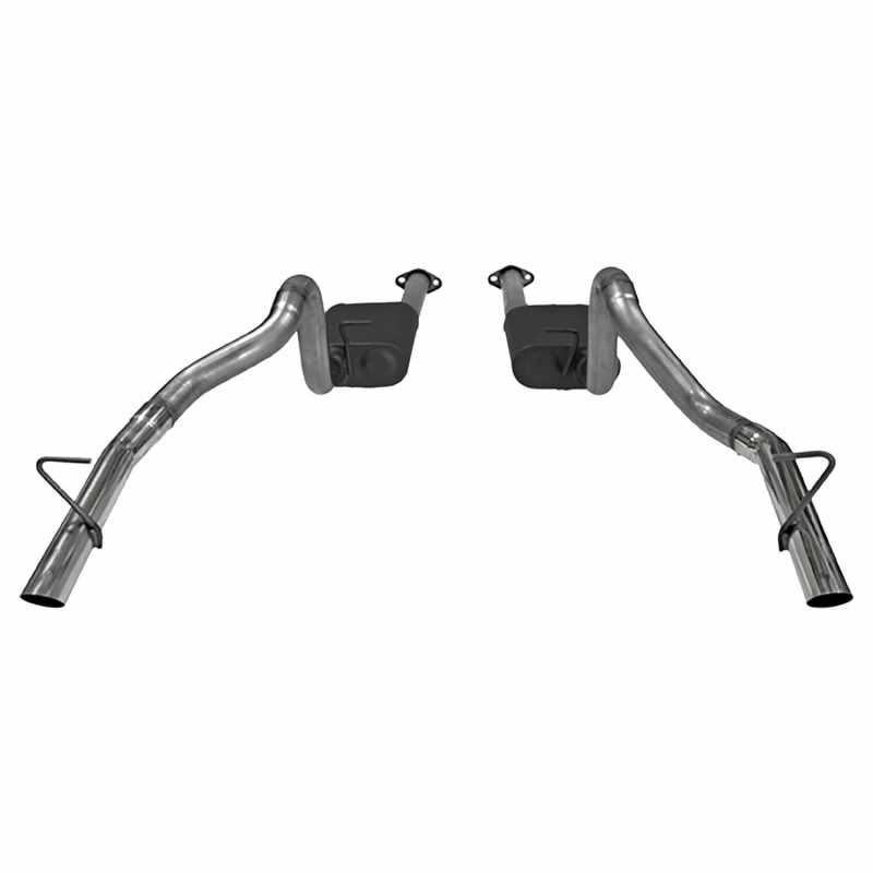 American Thunder Cat Back Exhaust System 817213
