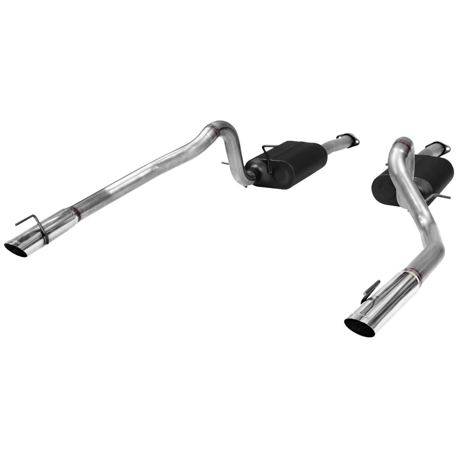 817312 Flowmaster American Thunder Cat Back Exhaust System