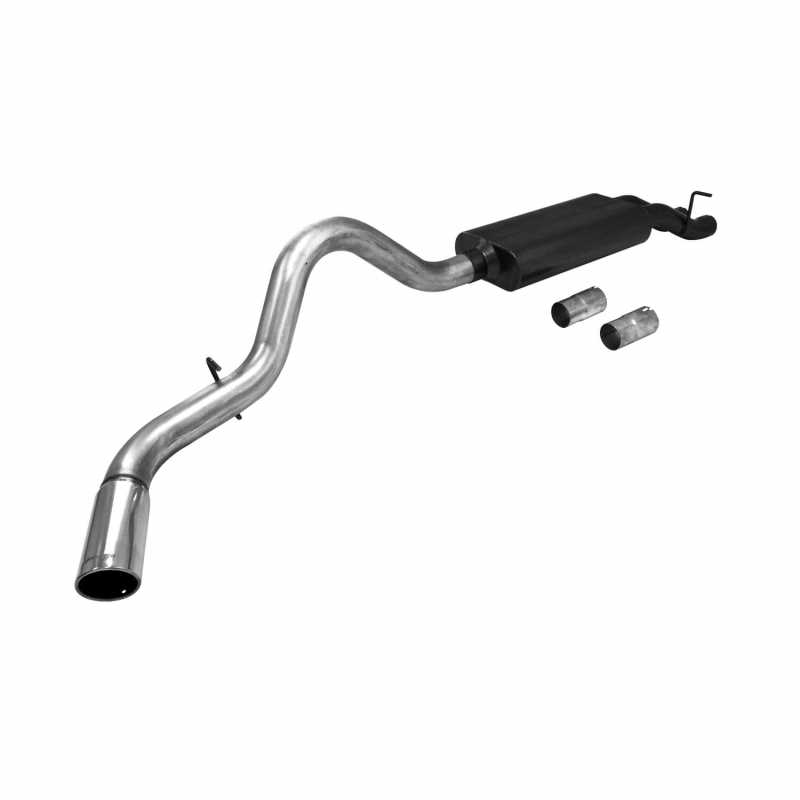 American Thunder Cat Back Exhaust System 817328