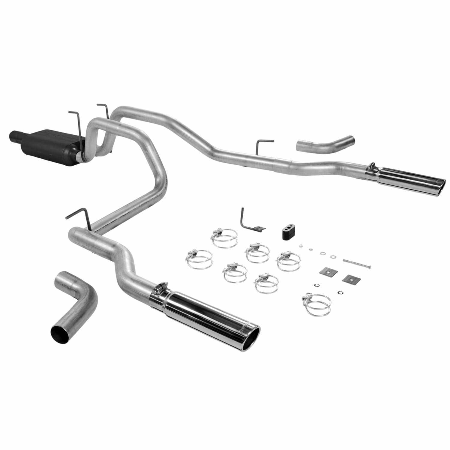 817424 Flowmaster American Thunder Cat Back Exhaust System