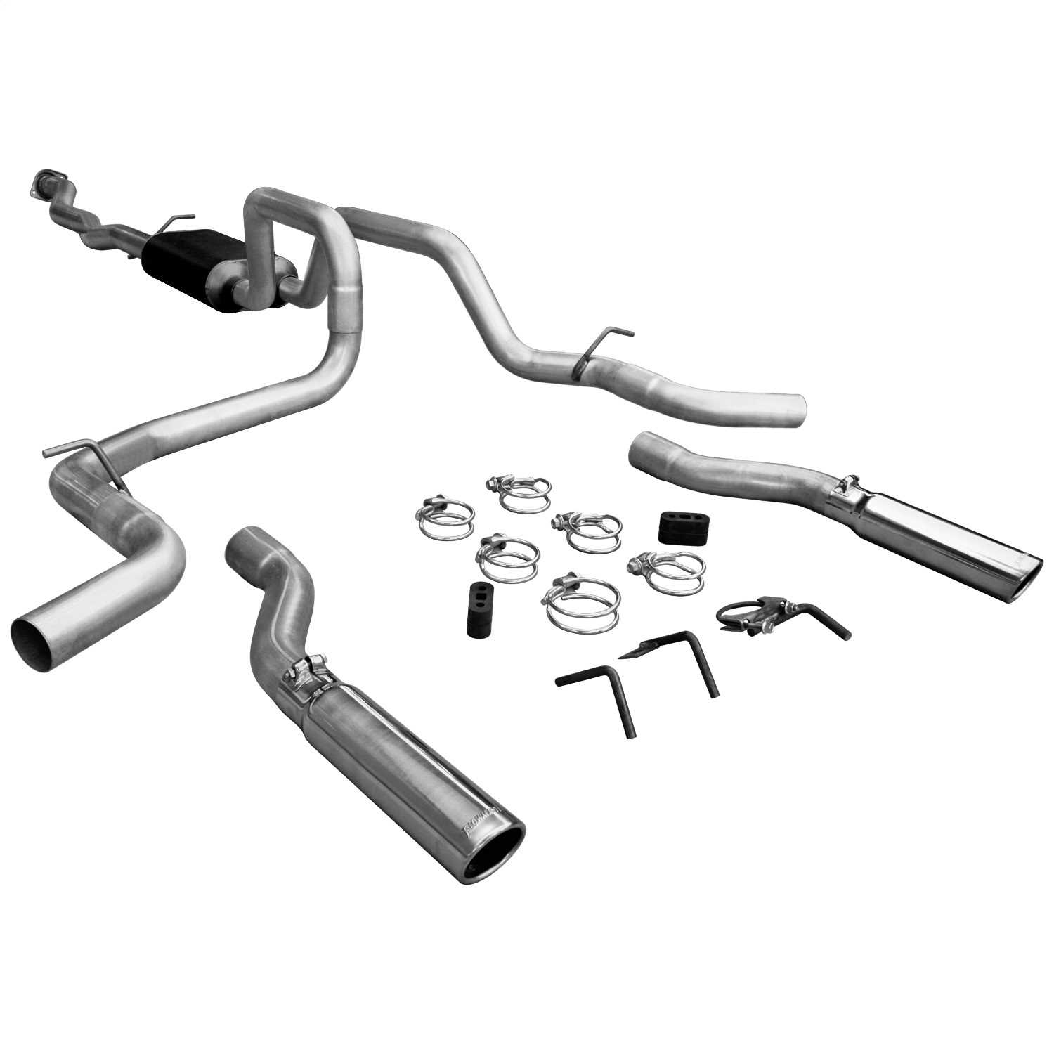 817436 Flowmaster American Thunder Cat Back Exhaust System