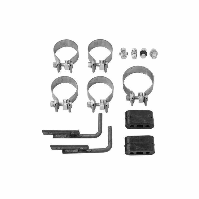 American Thunder Cat Back Exhaust System 817473