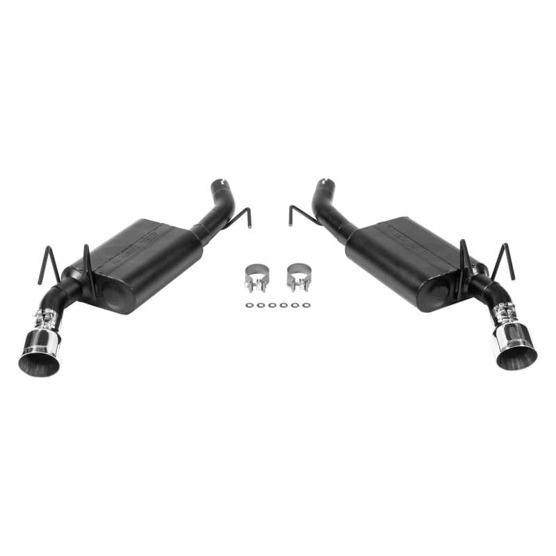 American Thunder Axle Back Exhaust System 817483