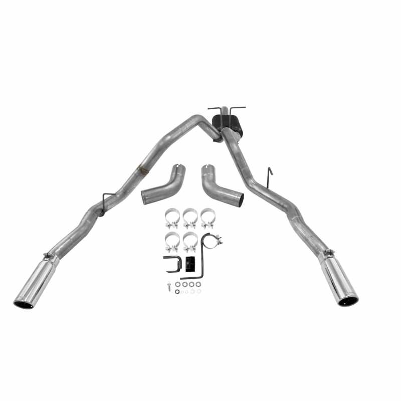 Force II Cat Back System 817505