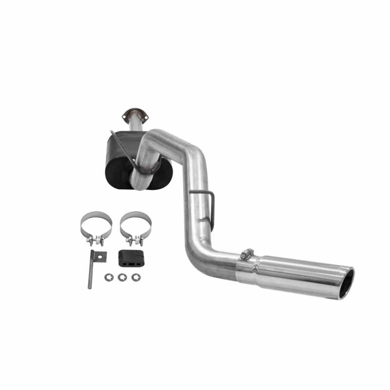 American Thunder Cat Back Exhaust System 817519