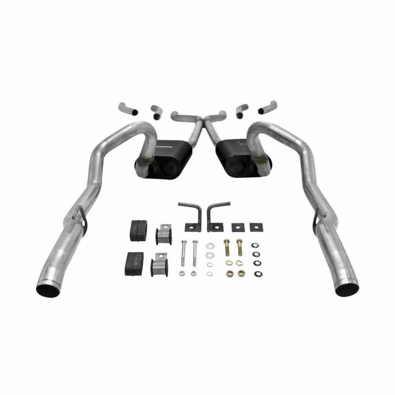 American Thunder Header Back Exhaust System 817585