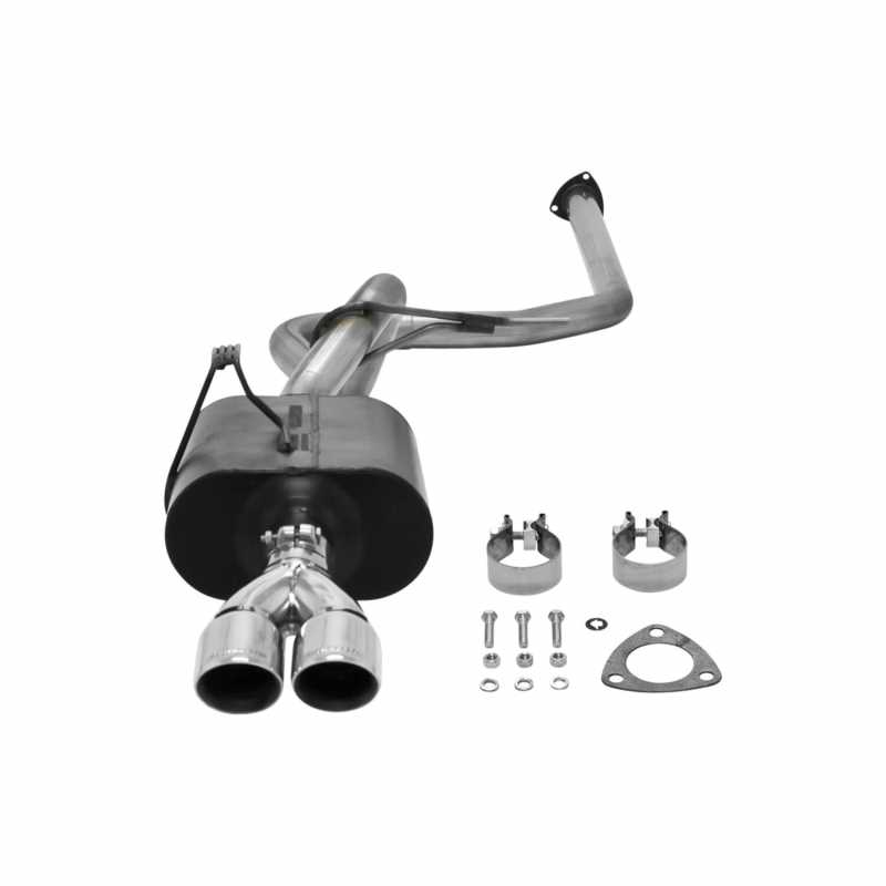 American Thunder Cat Back Exhaust System 817606