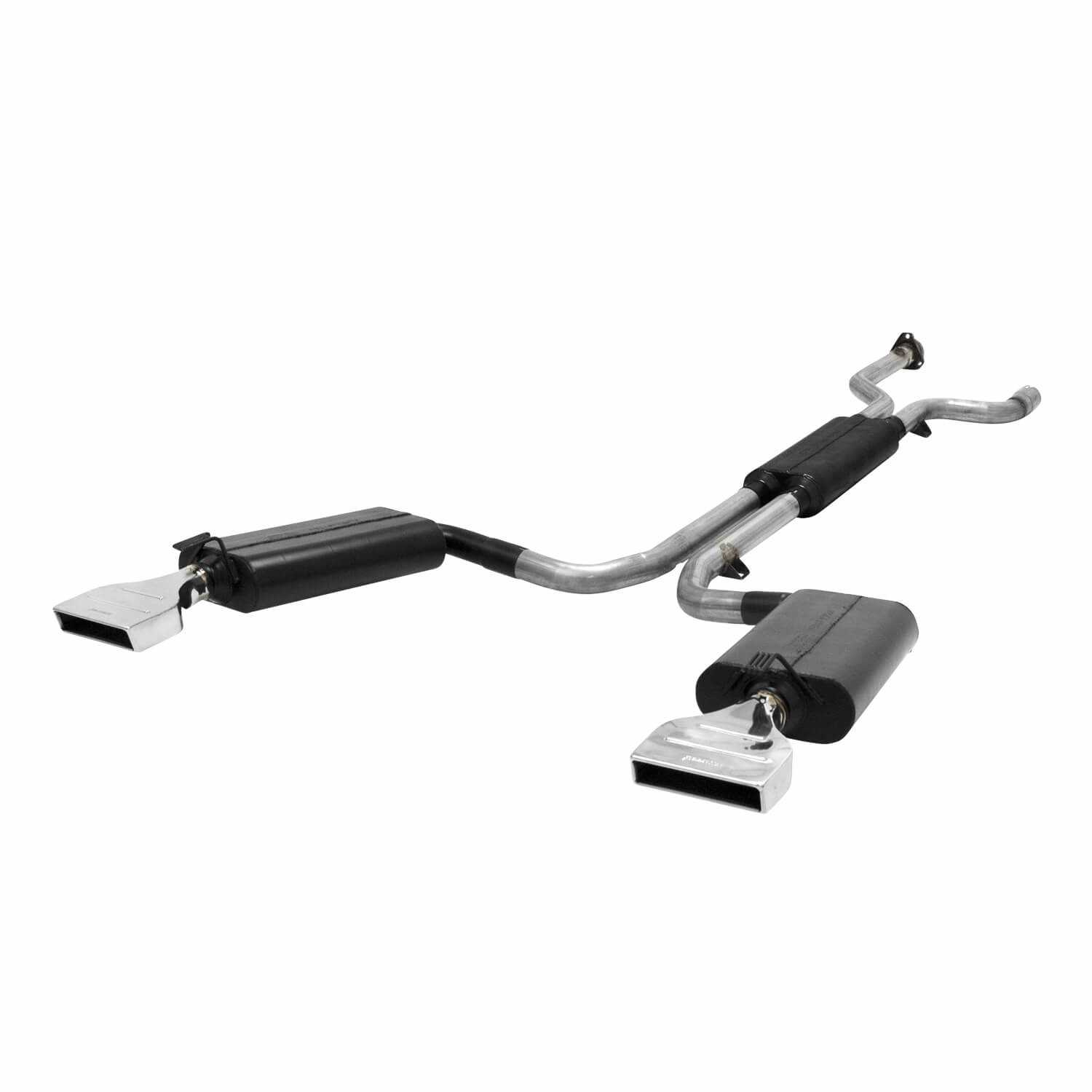 817670 Flowmaster Force II Cat Back System