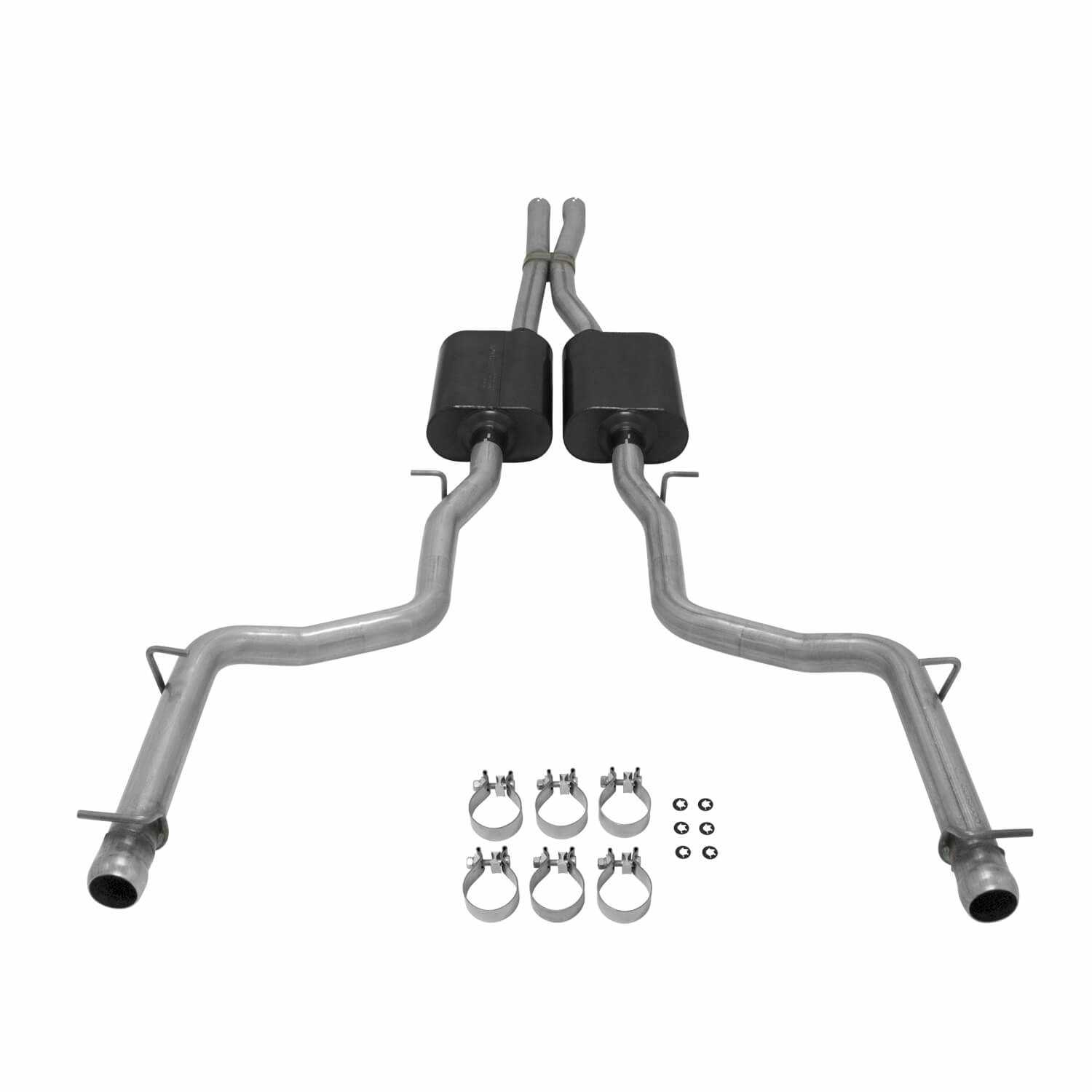 817716 Flowmaster American Thunder Cat Back Exhaust System