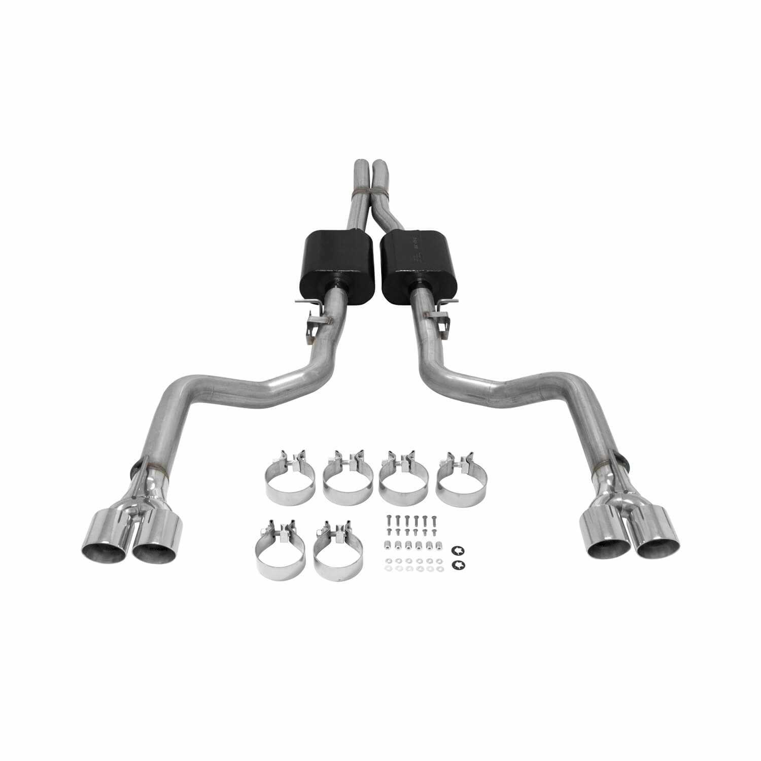 817739 Flowmaster American Thunder Cat Back Exhaust System