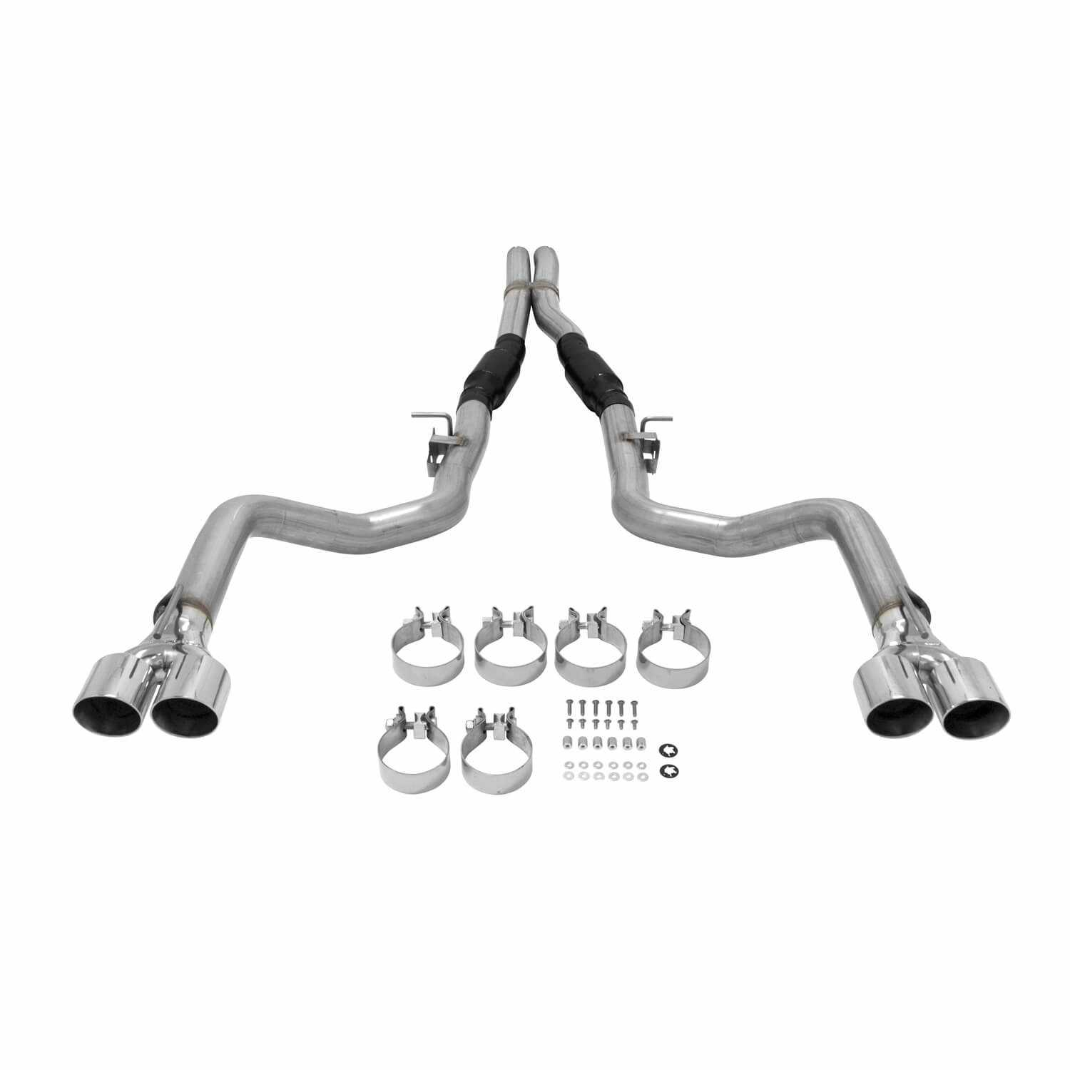 817740 Flowmaster Outlaw Series™ Cat Back Exhaust System