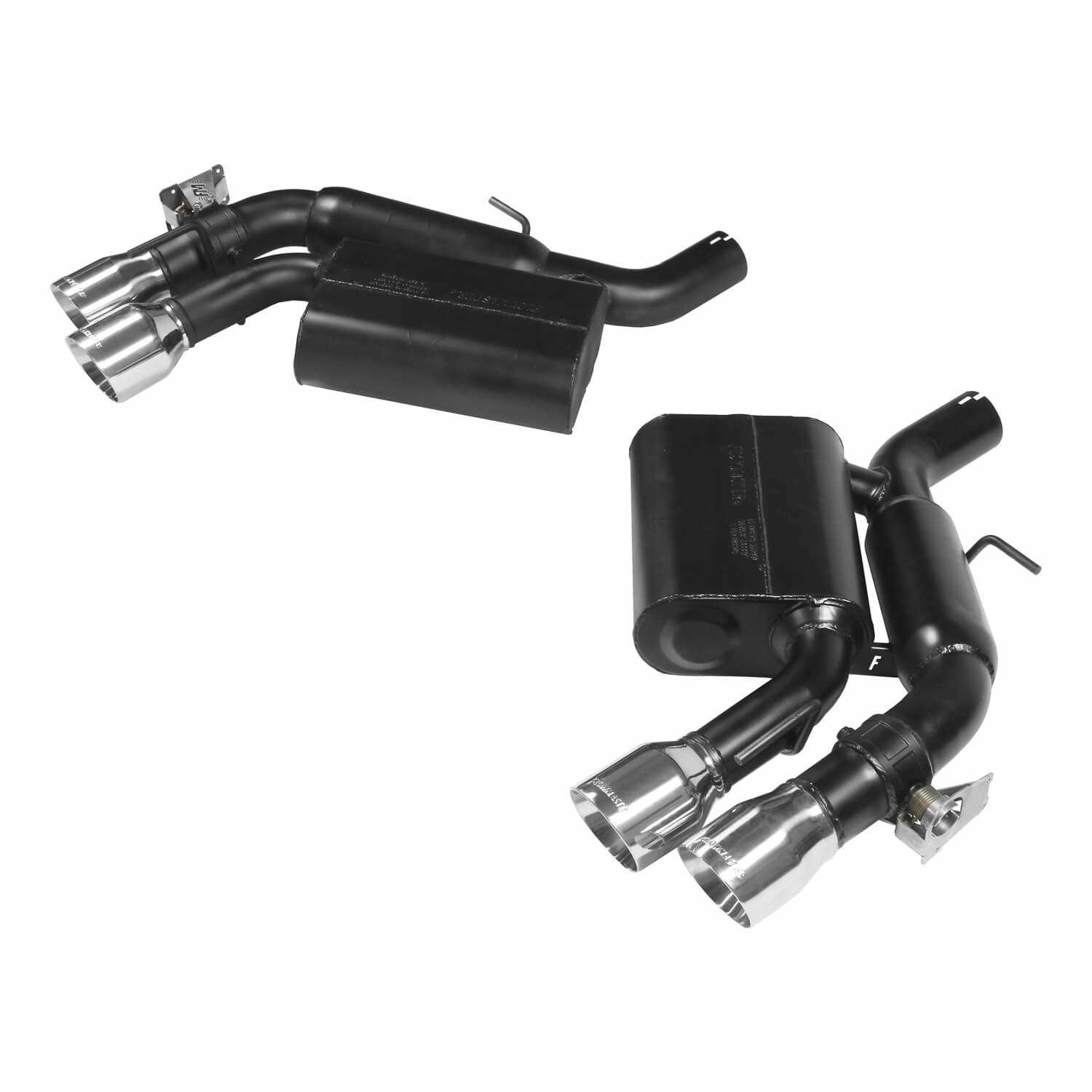 817746 Flowmaster American Thunder Axle Back Exhaust System