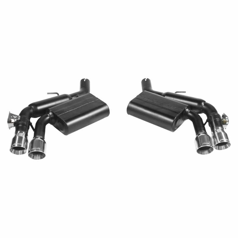 American Thunder Axle Back Exhaust System 817746