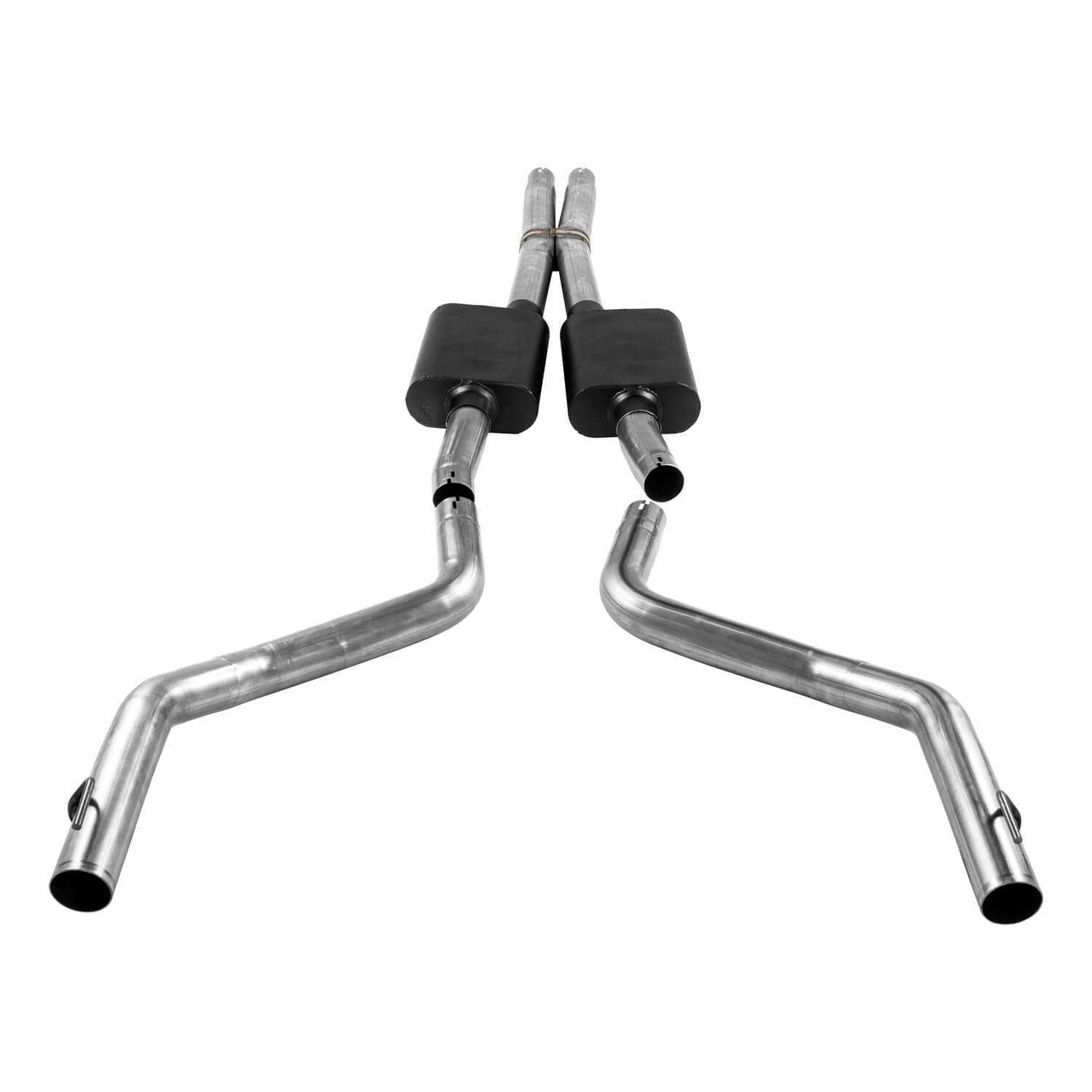 817778 Flowmaster American Thunder Cat Back Exhaust System