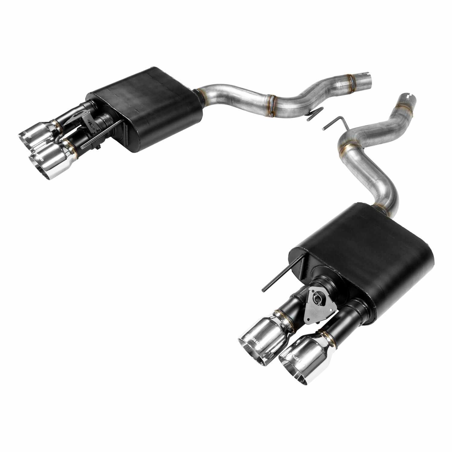817799 Flowmaster American Thunder Axle Back Exhaust System