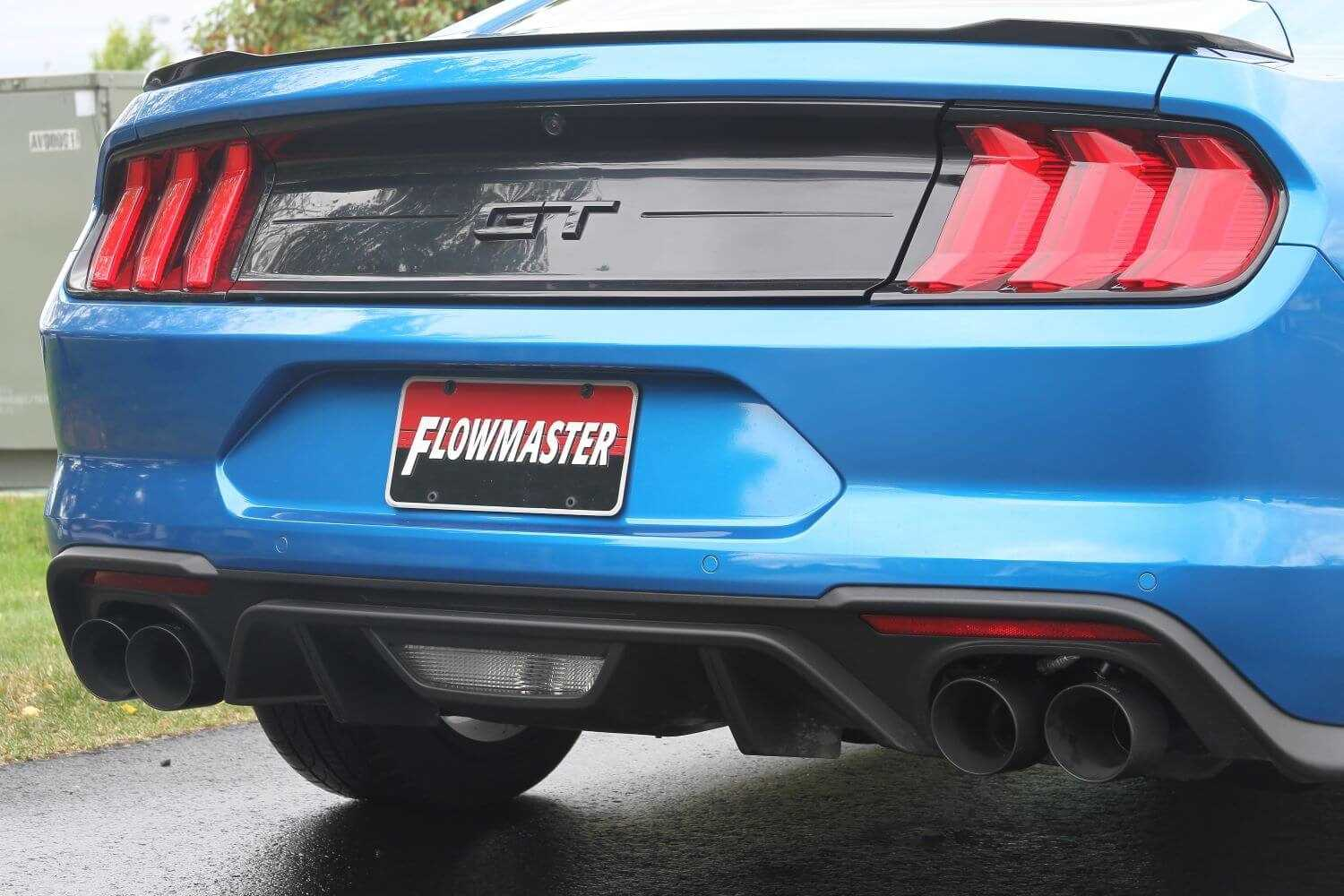 817800 Flowmaster Outlaw Series™ Cat Back Exhaust System