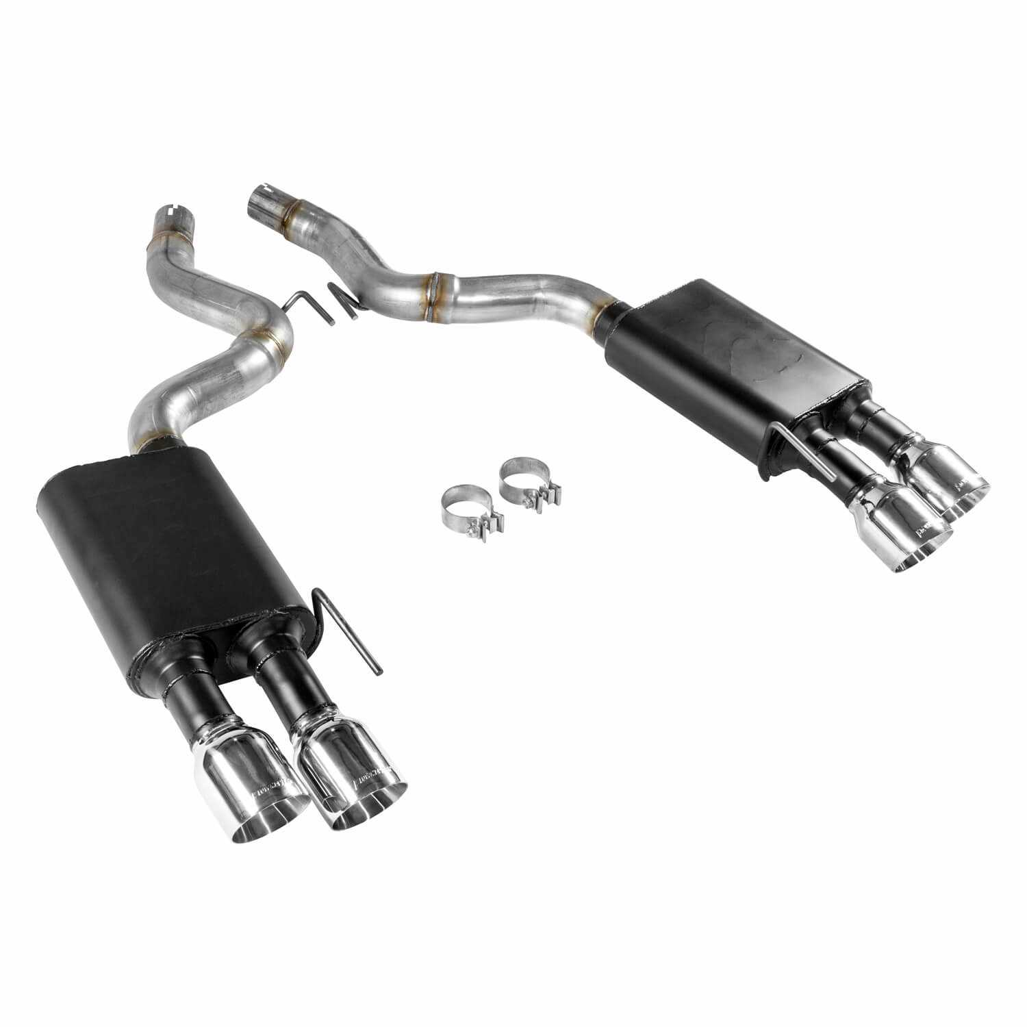 817807 Flowmaster American Thunder Axle Back Exhaust System