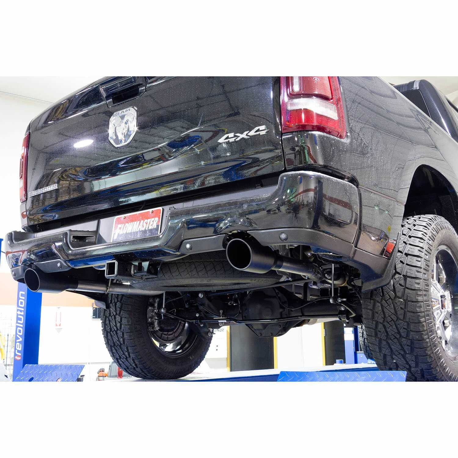817850 Flowmaster American Thunder Axle Back Exhaust System