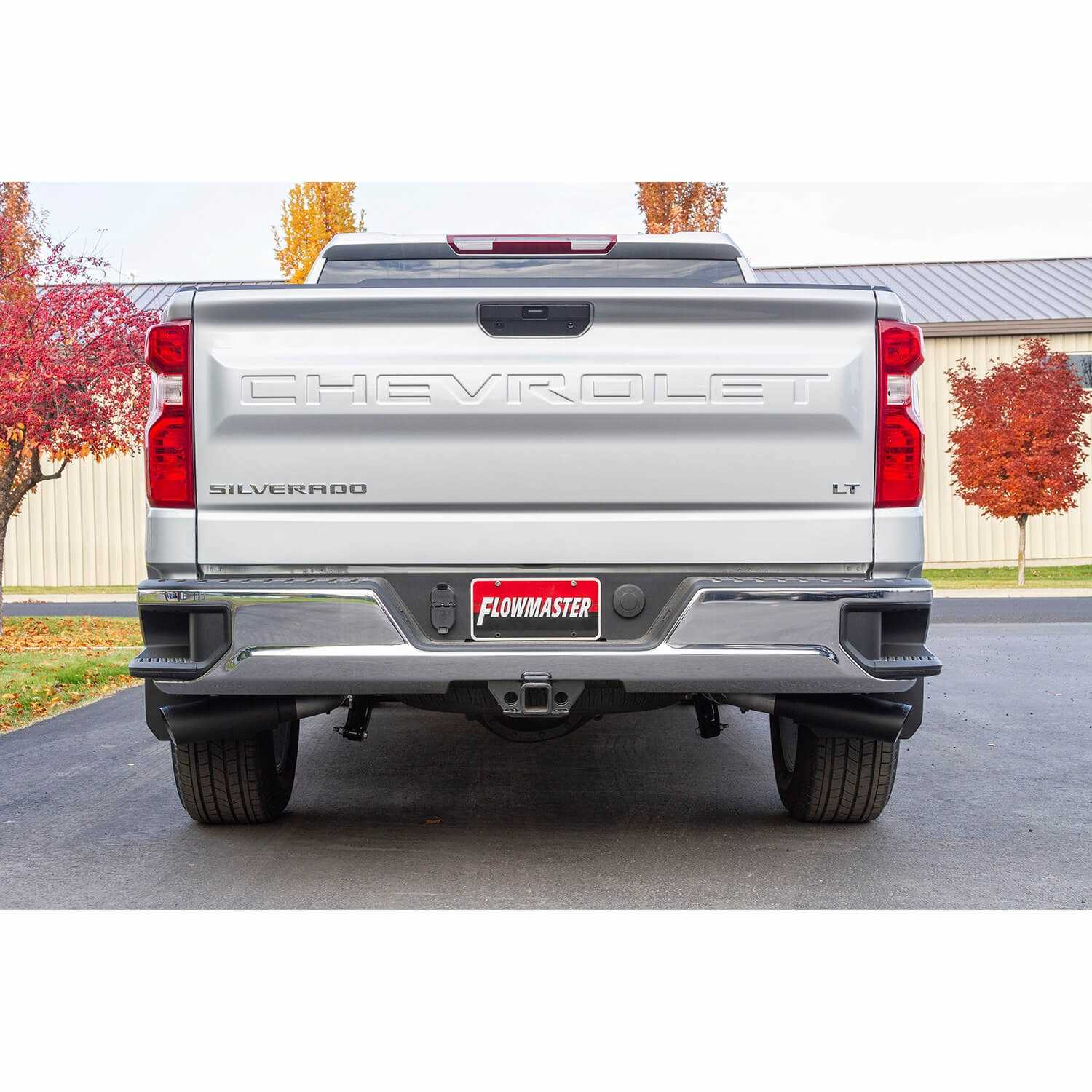 817854 Flowmaster Outlaw Series™ Cat Back Exhaust System