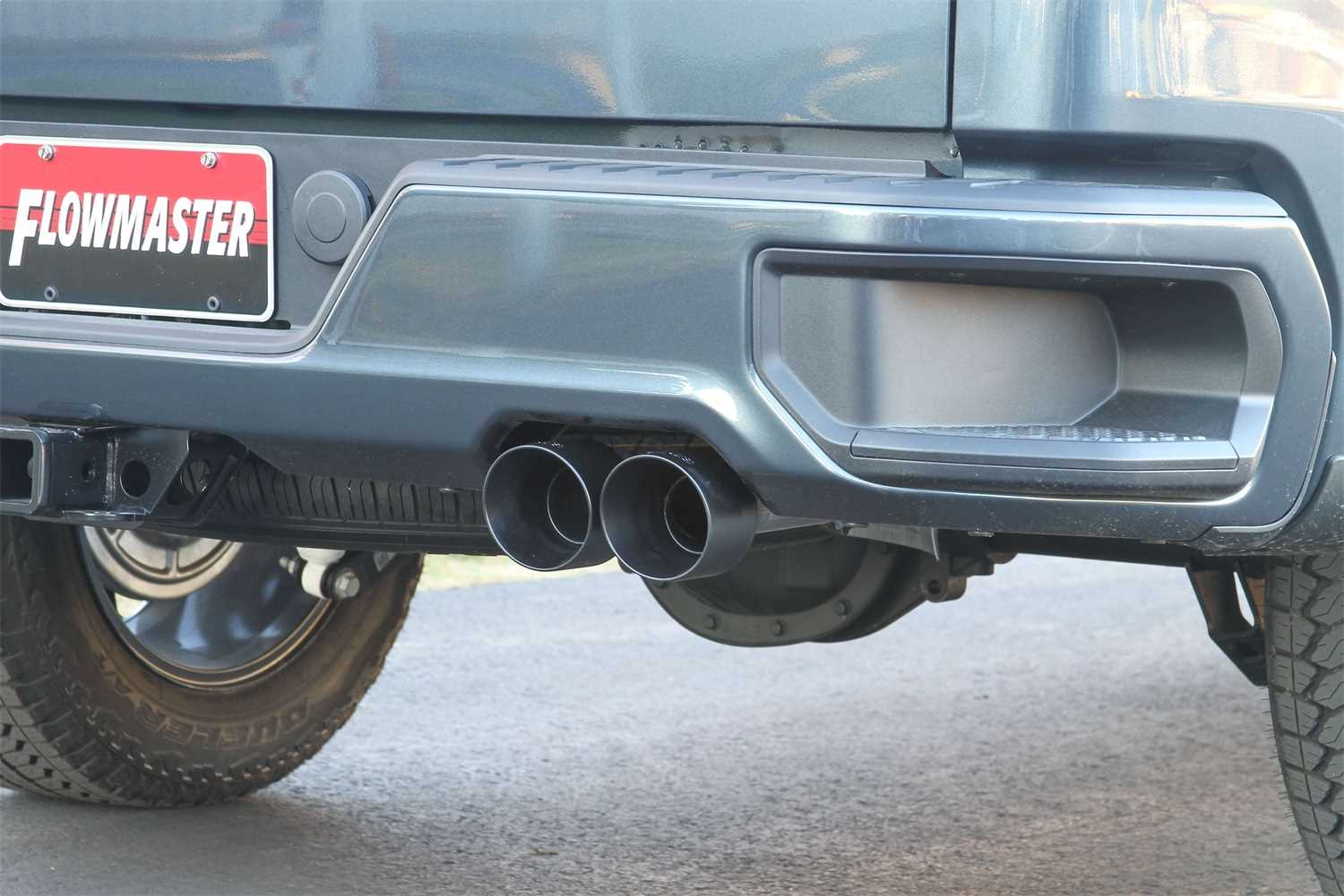 817895 Flowmaster American Thunder Cat Back Exhaust System
