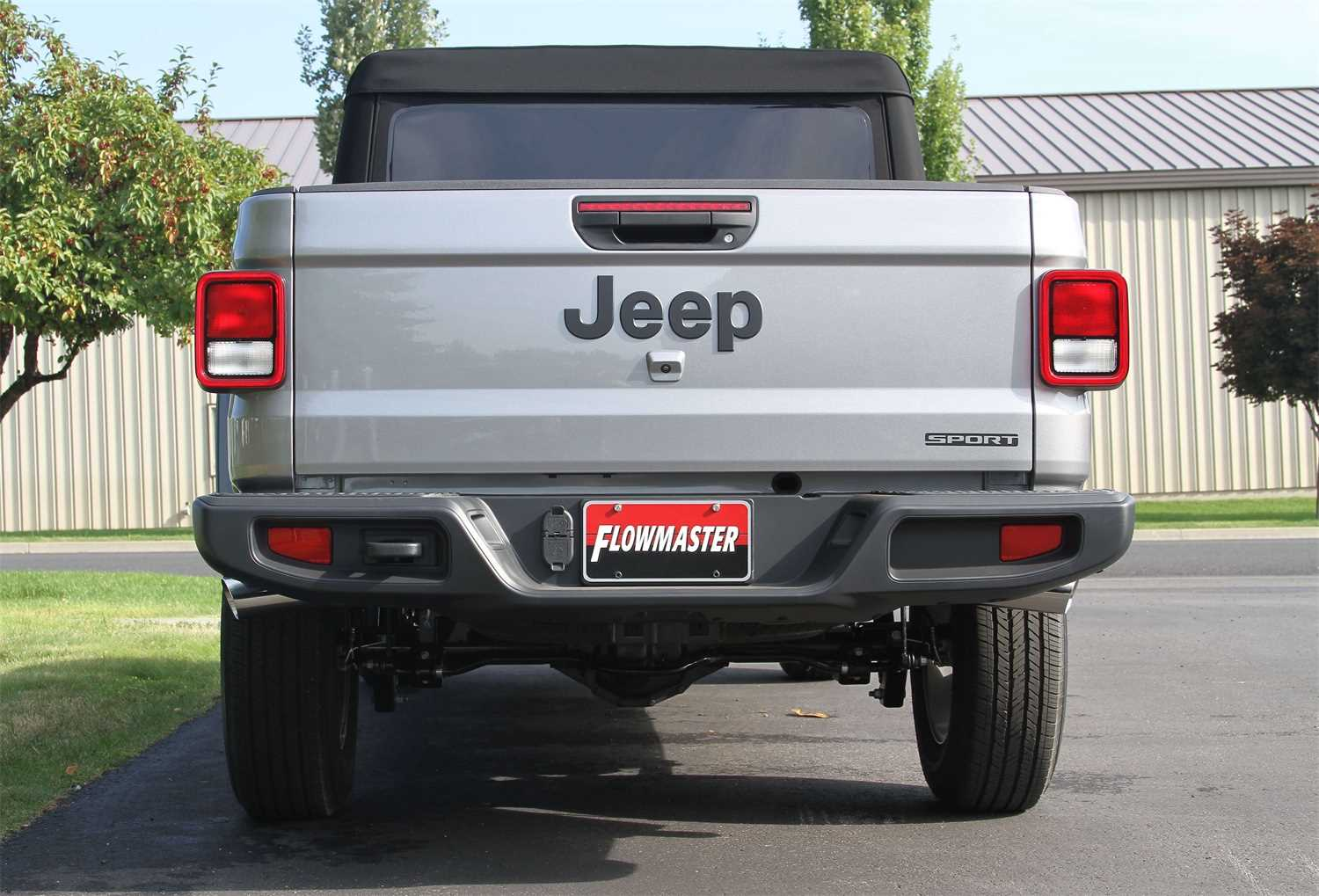 817913 Flowmaster American Thunder Cat Back Exhaust System