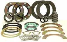 Steering King Pin Repair Kit