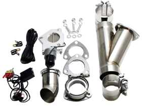 Electronic Exhaust Cutout Kit