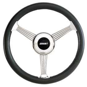 Banjo Style Steering Wheel