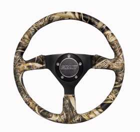 Camo Steering Wheel
