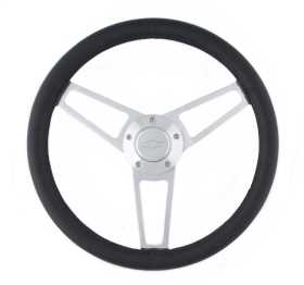 Billet Series Leather Wheel