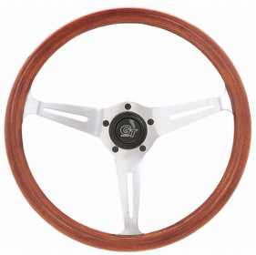 Mahogany Collectors Edition Steering Wheel
