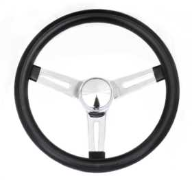 Classic Series Chrome Slotted Wheel