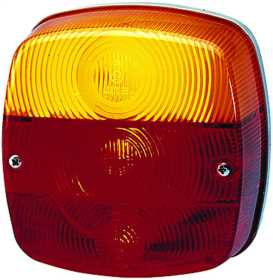 2578 Stop/Turn/Tail/License Plate Lamp