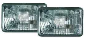164x103mm Halogen Conversion Headlamp Kit
