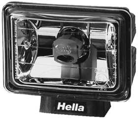 Micro FF Series Halogen Fog Lamp Kit