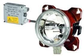 90mm DE Xenon Classic Head Lamp Module